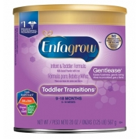 美赞臣二段紫色罐装567g target款Enfagrow Toddler Transitions