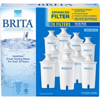 碧然德(BRITA)滤水壶滤芯 10只装 Brita Replacement Filters - 1