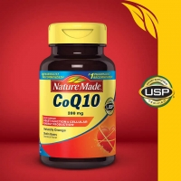 Nature Made CoQ10 200 mg., 140 Softgels 辅酶CoQ10