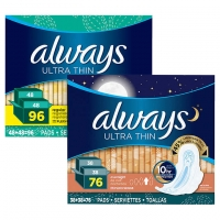 卫生巾Always Ultra Thin Pads