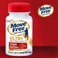 Move Free维骨力白金版 75粒Schiff Move Free Ultra Triple A