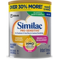 Similac 雅培一段Pro-Sensitive HMO Powder Value Size -