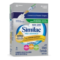 雅培一段便携装 Similac Pro-Advance Stick Packs - 16oz