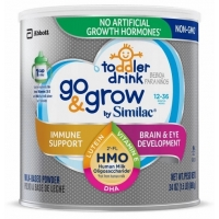 雅培二段银色罐装target款680g Similac Go & Grow Milk Non
