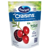 Ocean Spray Whole Craisins, 64 oz.