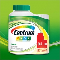 善存成人钙片 425粒 Centrum Adults Under 50, 425 Tablets