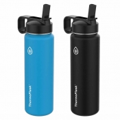 保温水杯Thermoflask Stainless Steel 24oz Water Bottle