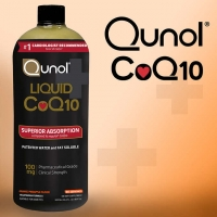 Qunol Liquid CoQ10 100 mg., 30.4 Ounces 液体辅酶CoQ10