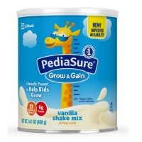 雅培小安素 香草味PediaSure Powder Vanilla - 14.1oz