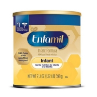 美赞臣奶粉一段  Enfamil Infant Formula Powder - 21.1oz
